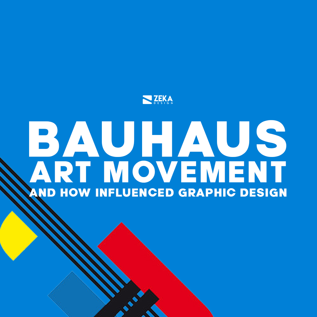 What is Bauhaus Art Design Movement in Graphic Design