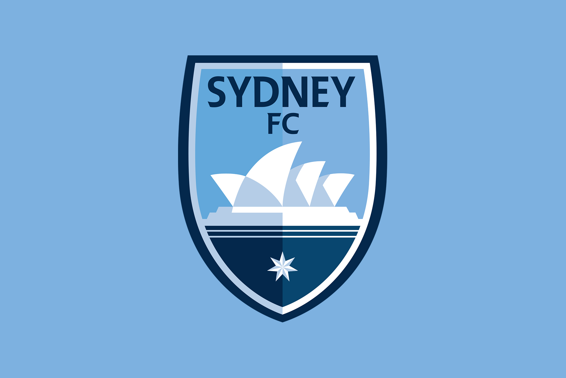 Best Football Logos Sydney FC
