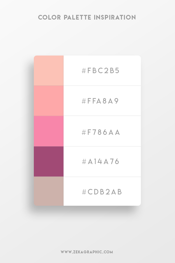 Color Palette Design Inspiration Graphic Design 8