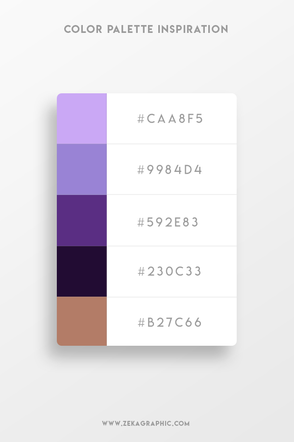 Color Palette Design Inspiration Graphic Design 9