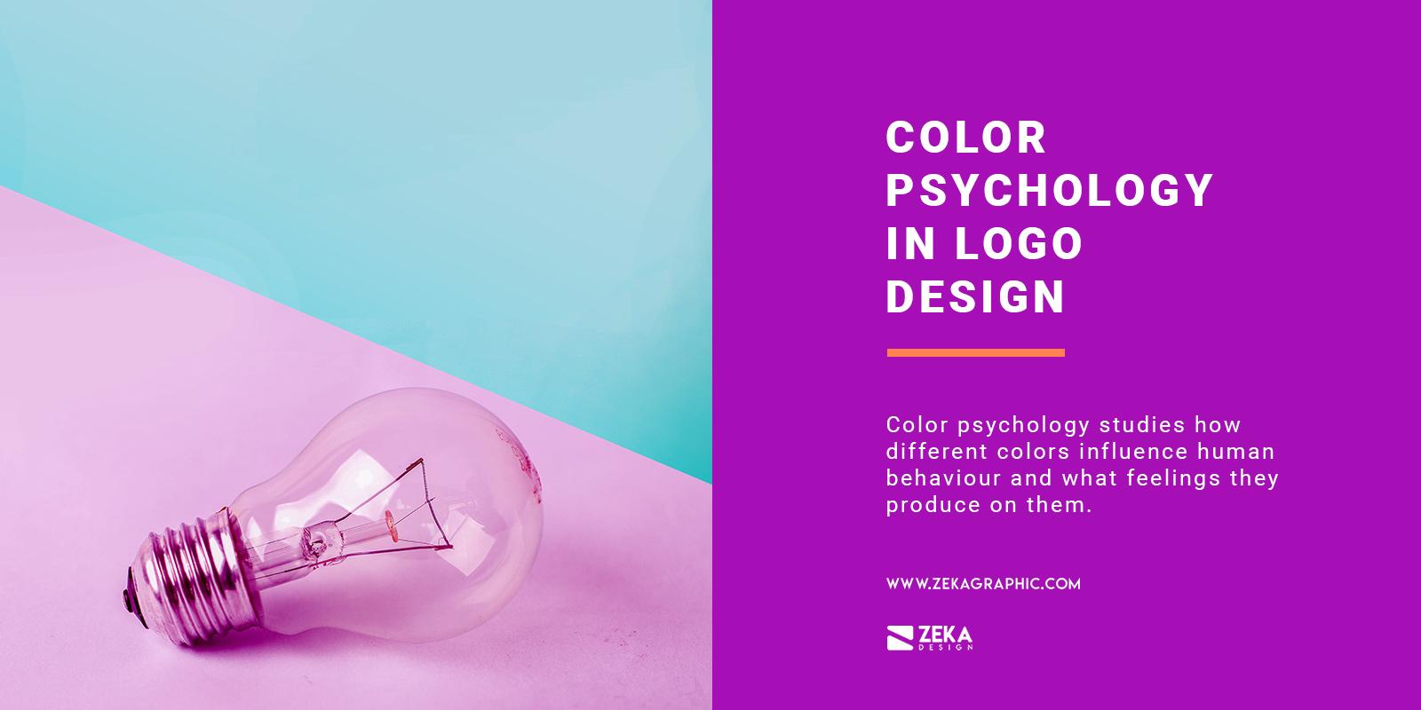 Color Psychology in Logo Design Explained
