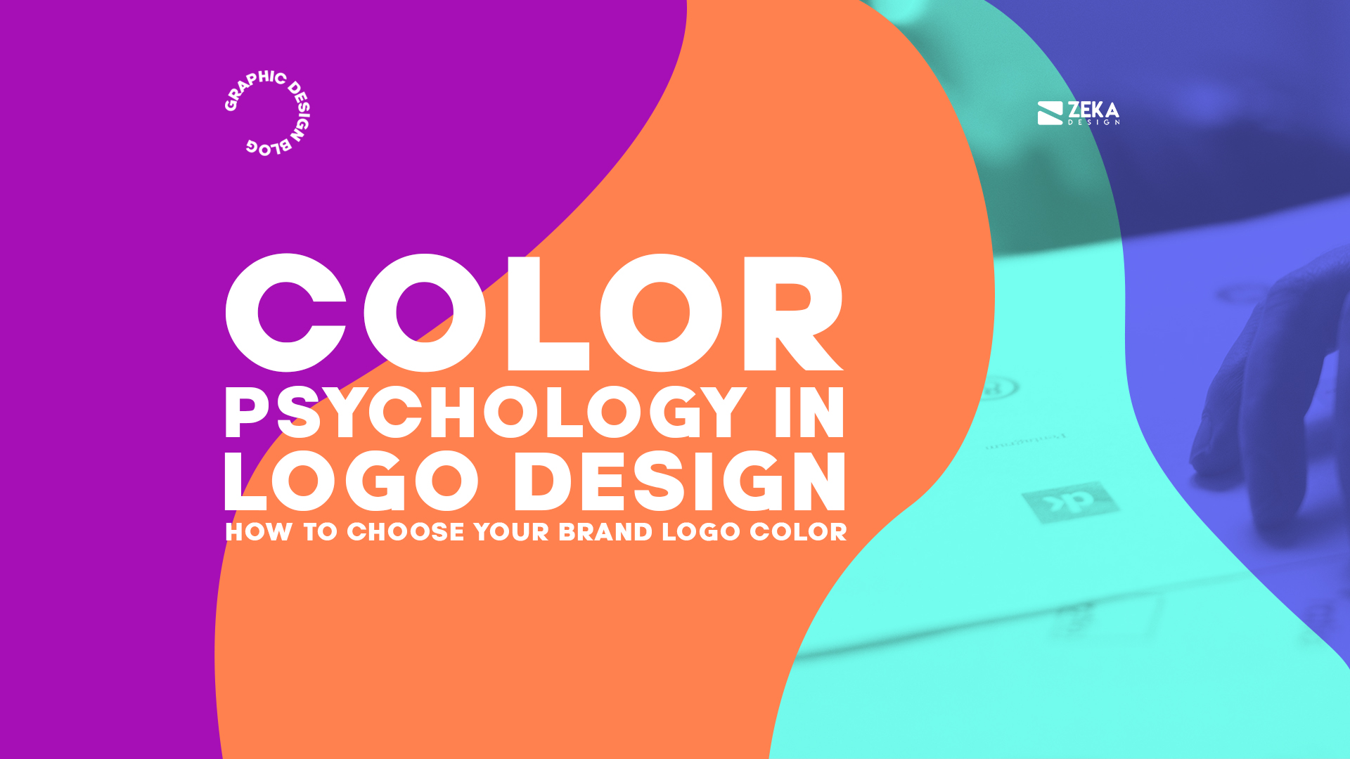 Color Psychology in Logo Design Logo Colors Meaning in Graphic Design