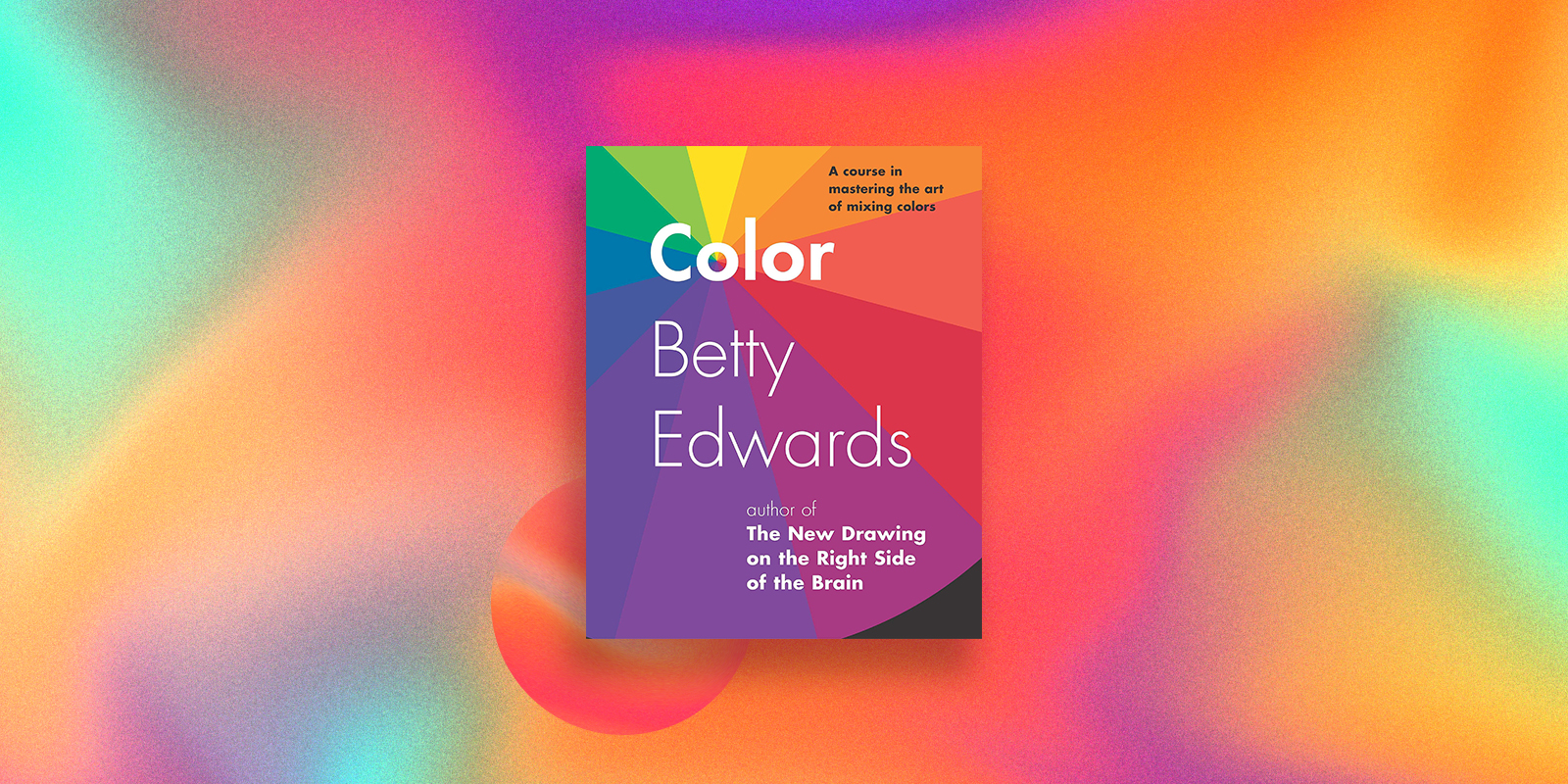 Color by Betty Edwards Best Color Theory Books