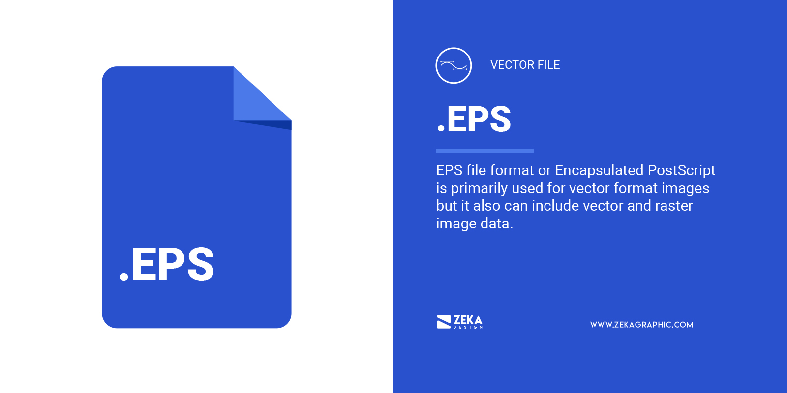 EPS File Format in Graphic Design Explained
