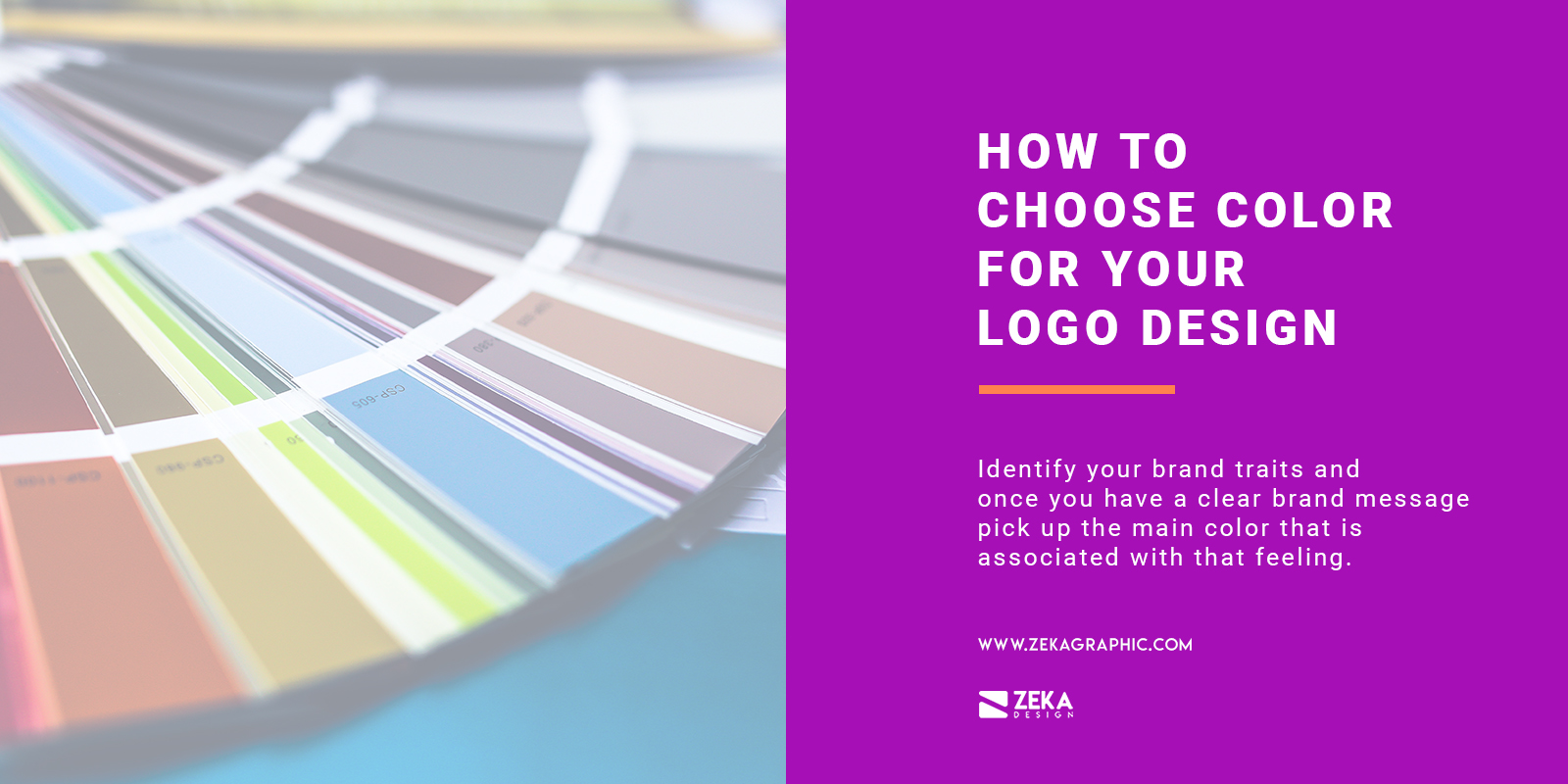 How To Choose Color for Logo Design