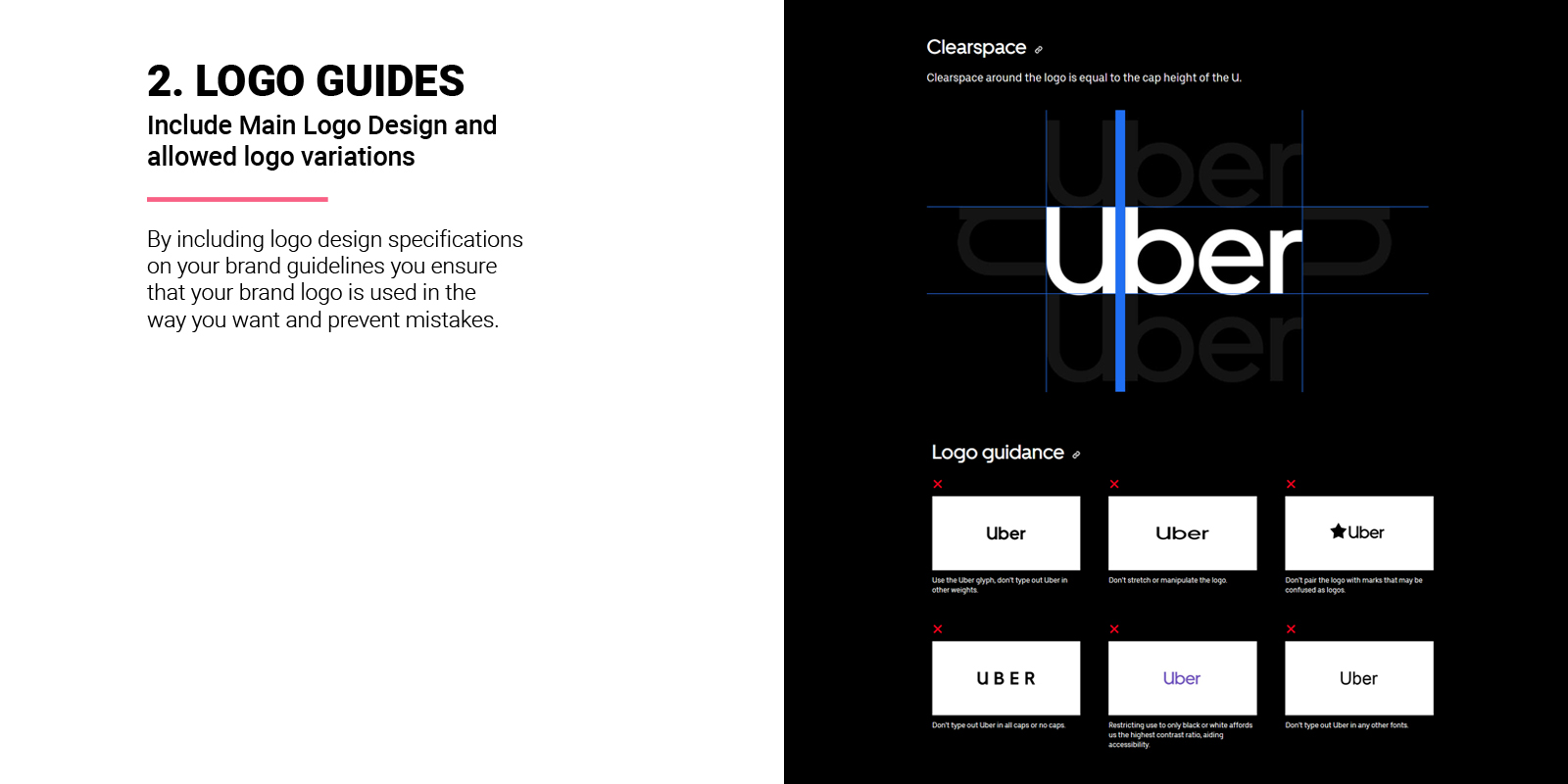Logo Design Guidelines in Brand Style Guide