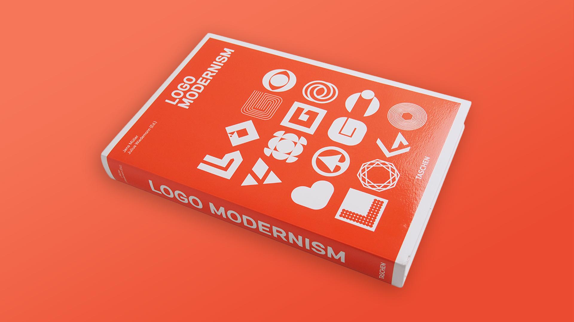 Logo Modernism Graphic Design Books