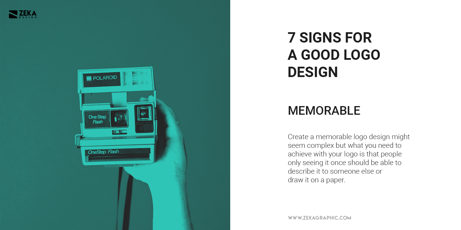 Memorable Logo Design Quality What Makes Good Logo Design