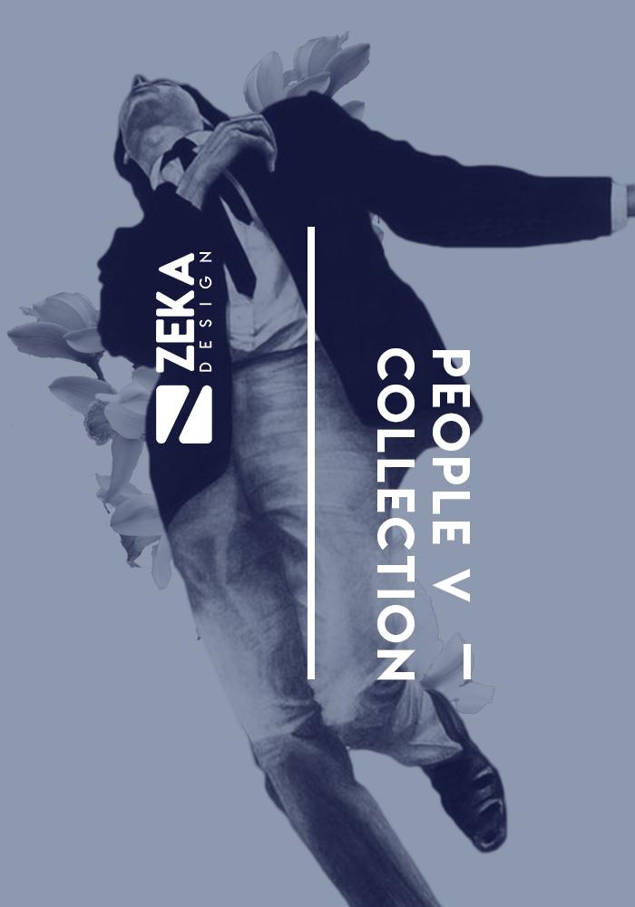 People 5 Poster Design Collection Zeka Design