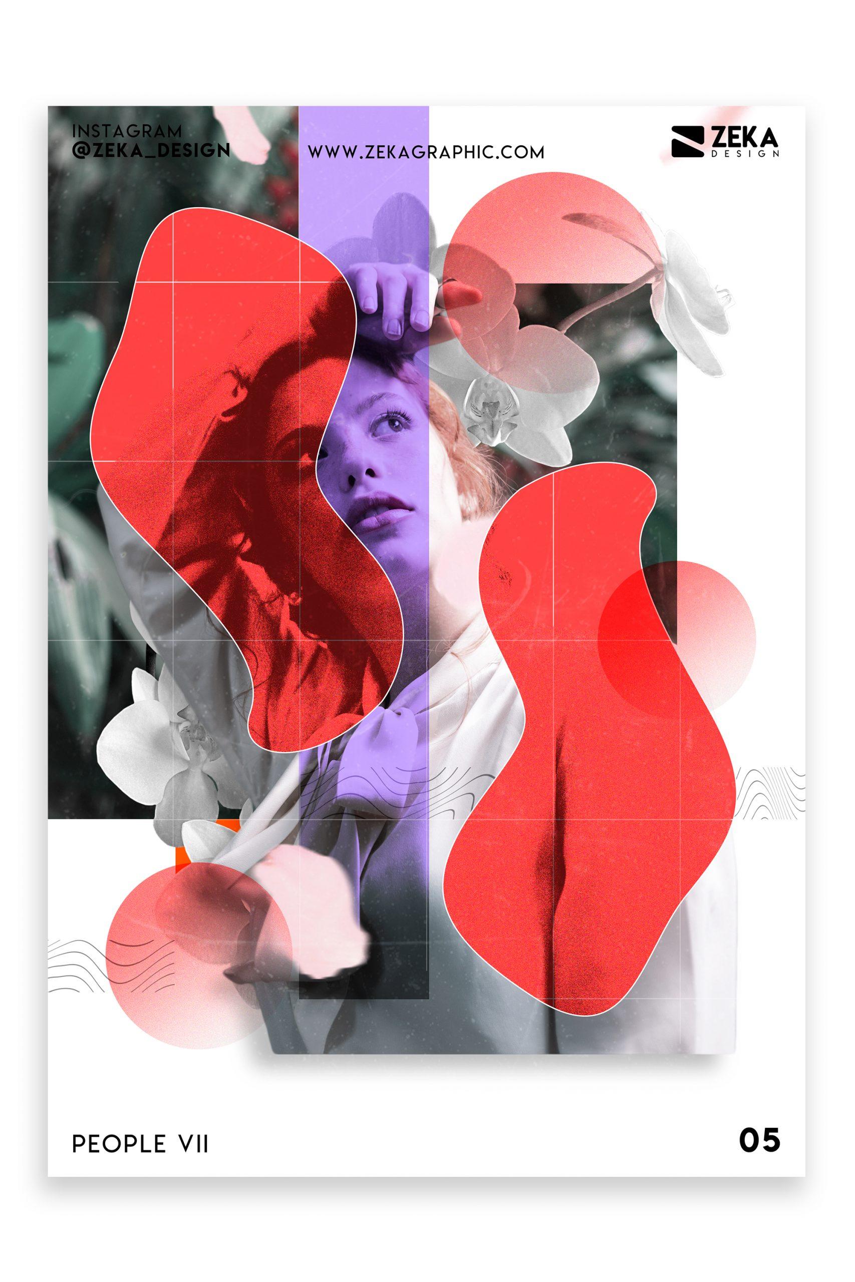 People VII Poster Design Inspiration Graphic Design Portfolio 5
