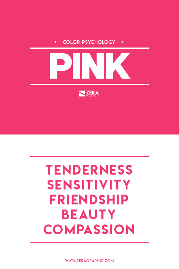 Pink Color Meaning Graphic Design Guide About Color Theory