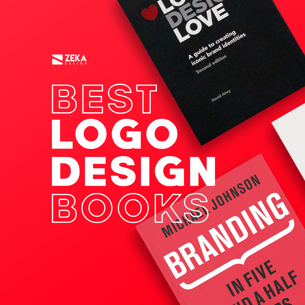 TOP 10 Best Logo Design Books for Graphic Designers in 2021
