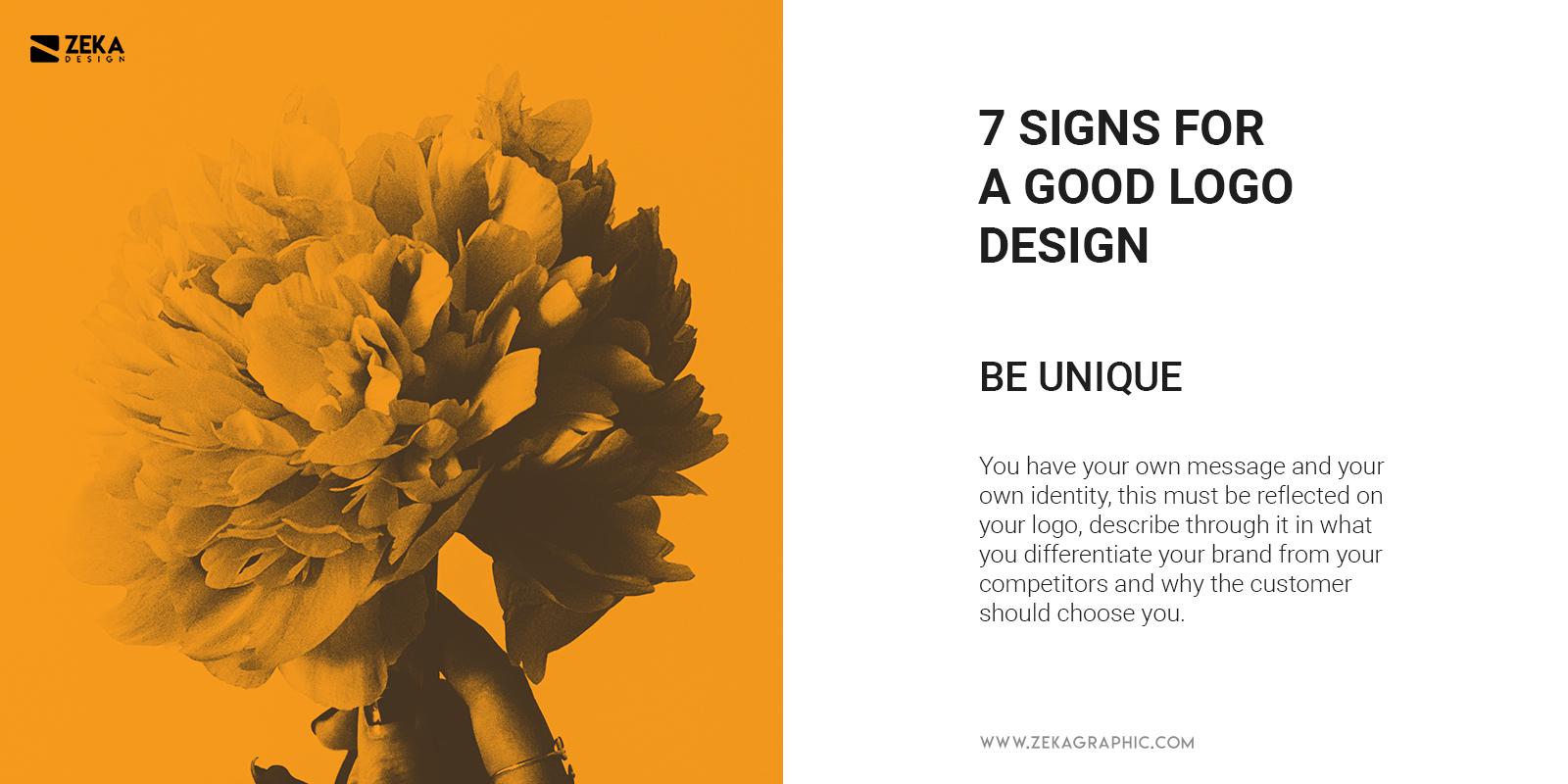 Unique Logo Design Quality What Makes Good Logo Design