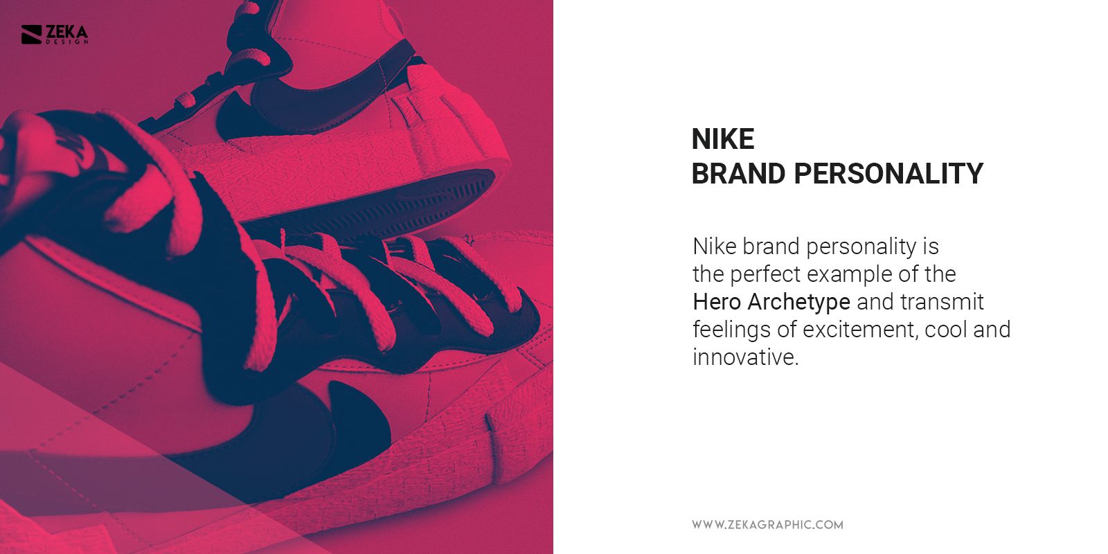 What is Nike Brand Personality Example