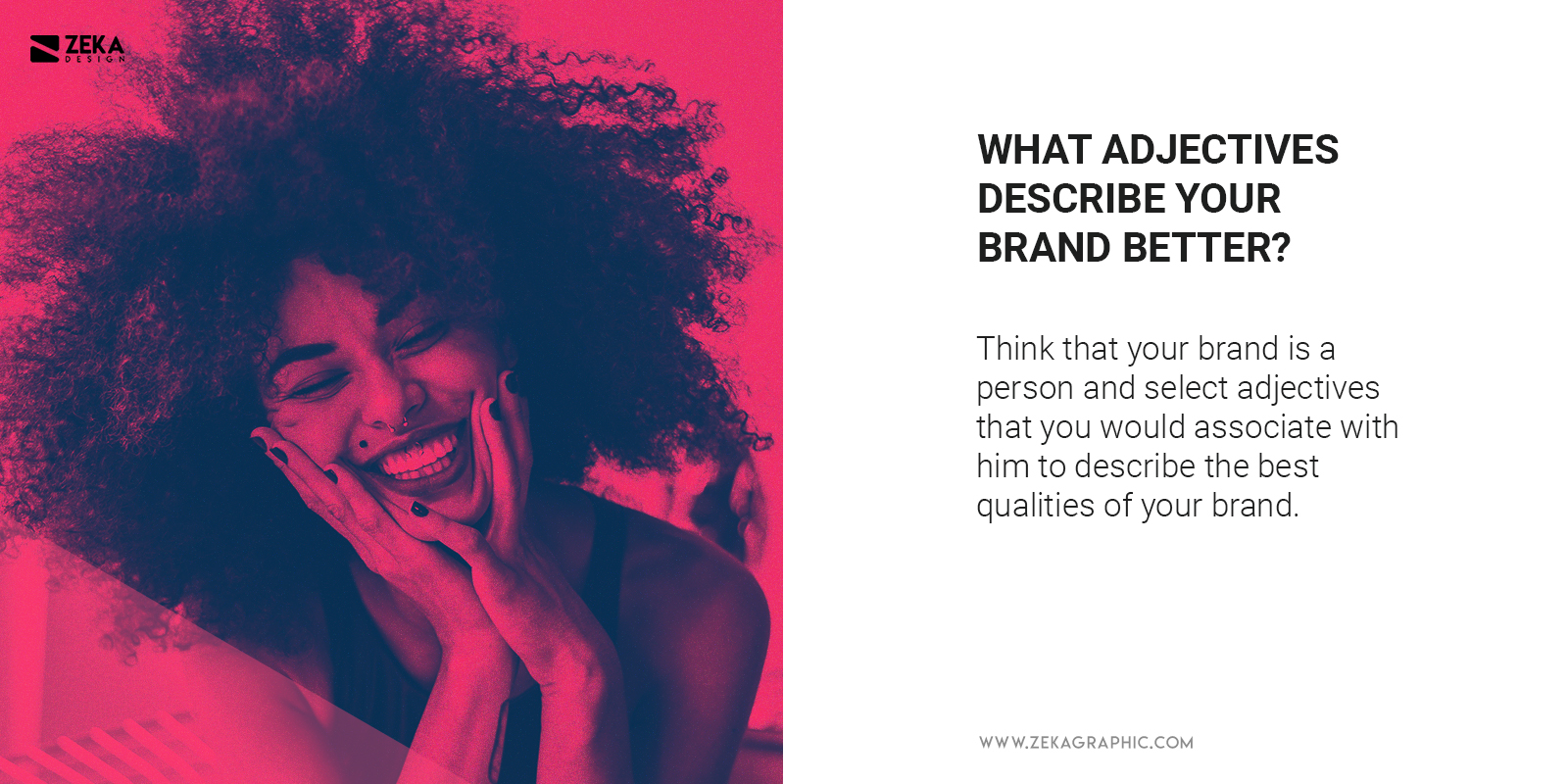 What Adjectives Describe your Brand Personality