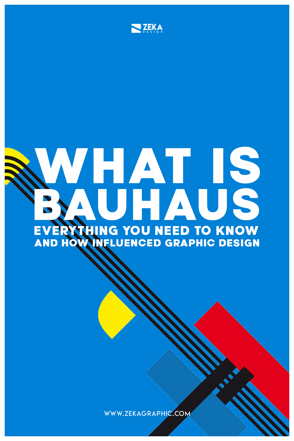 What Is Bauhaus Art Movement And Graphic Design Influence