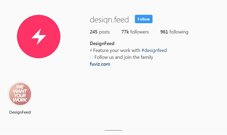 Best Instagram Accounts to Follow on Instagram For Inspiration designfeed