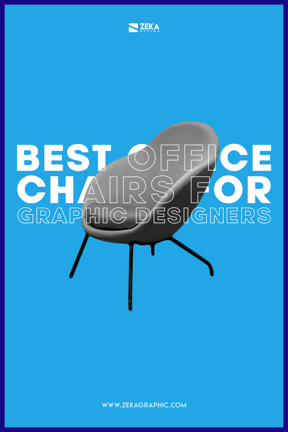 Best Office Chairs For Graphic Designers and Creative