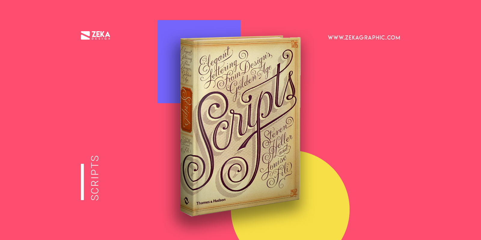 Scripts Elegant Lettering Best Typography Design Books