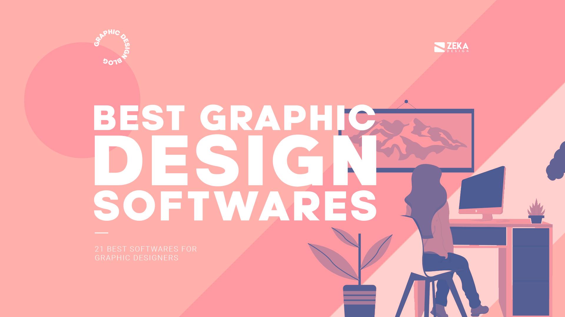 21 Best Graphic Design Softwares