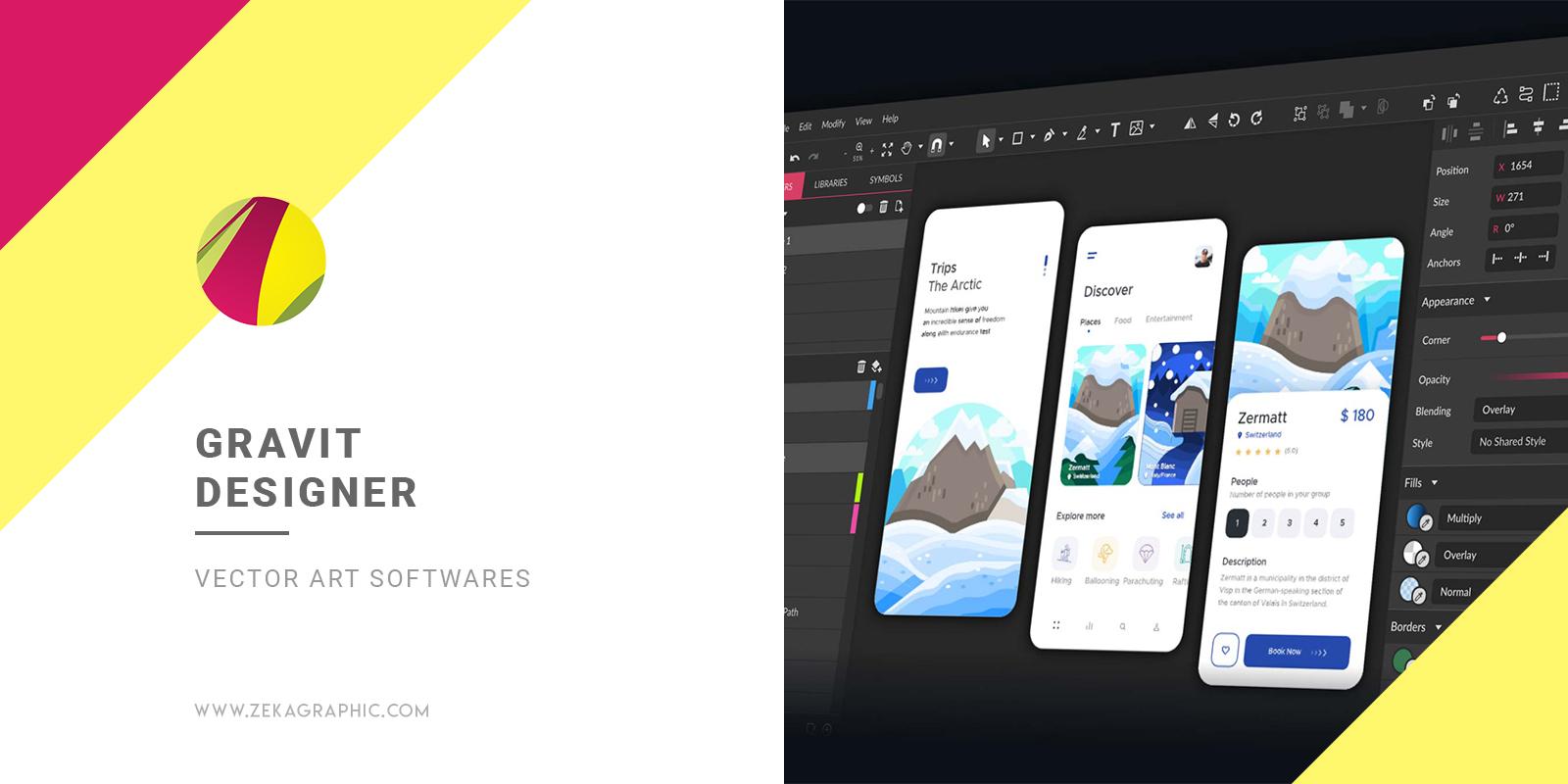 Gravit Designer Graphic Design Software For Vector Art