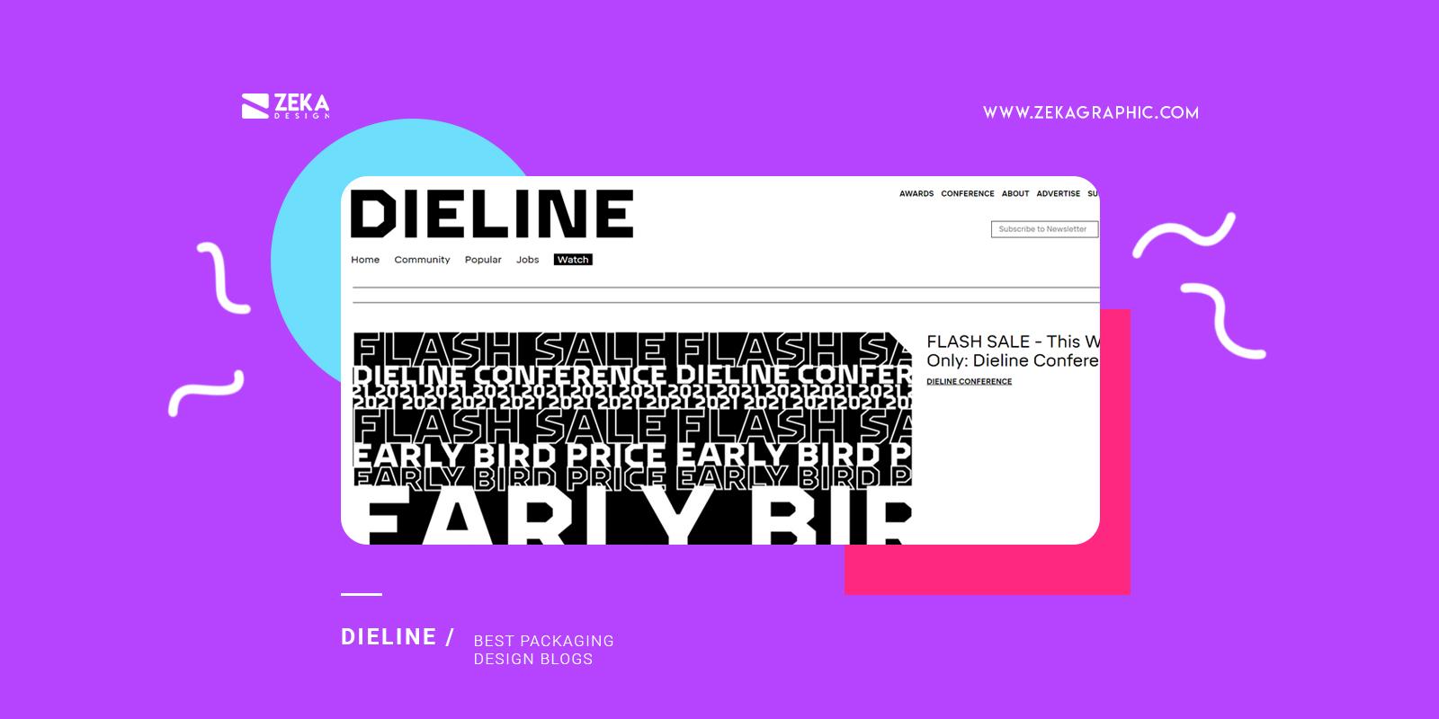dieline Best Packaging Design Blogs