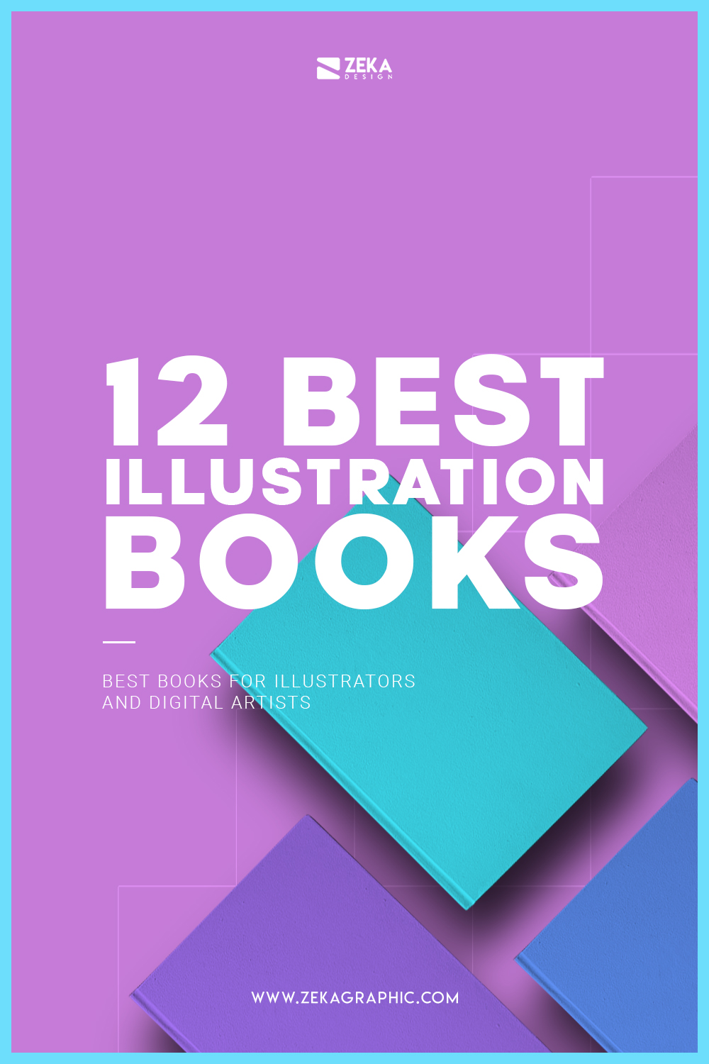 Best Illustration Books for Graphic Designers and Artists