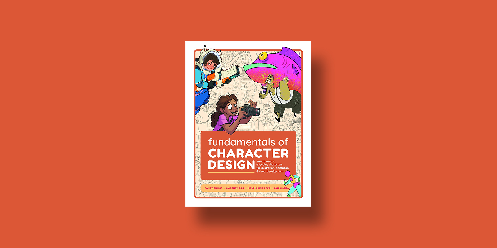 Fundamentals of Character Design Best Illustration Books