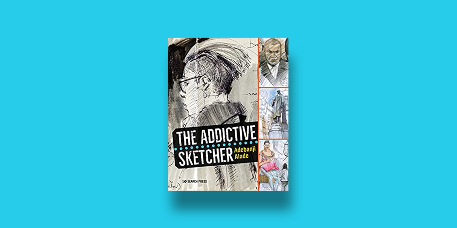 The Addictive Sketcher Best Illustration Books