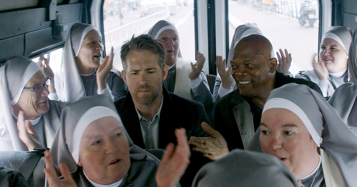 Image result for the hitman's bodyguard film