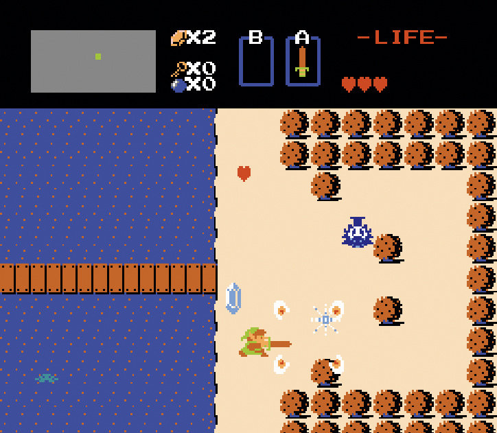 top down rpg shooter game legend of zelda map