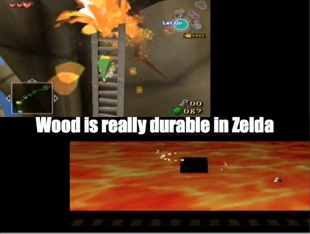Majora S Memes Zelda Logic Zelda Dungeon