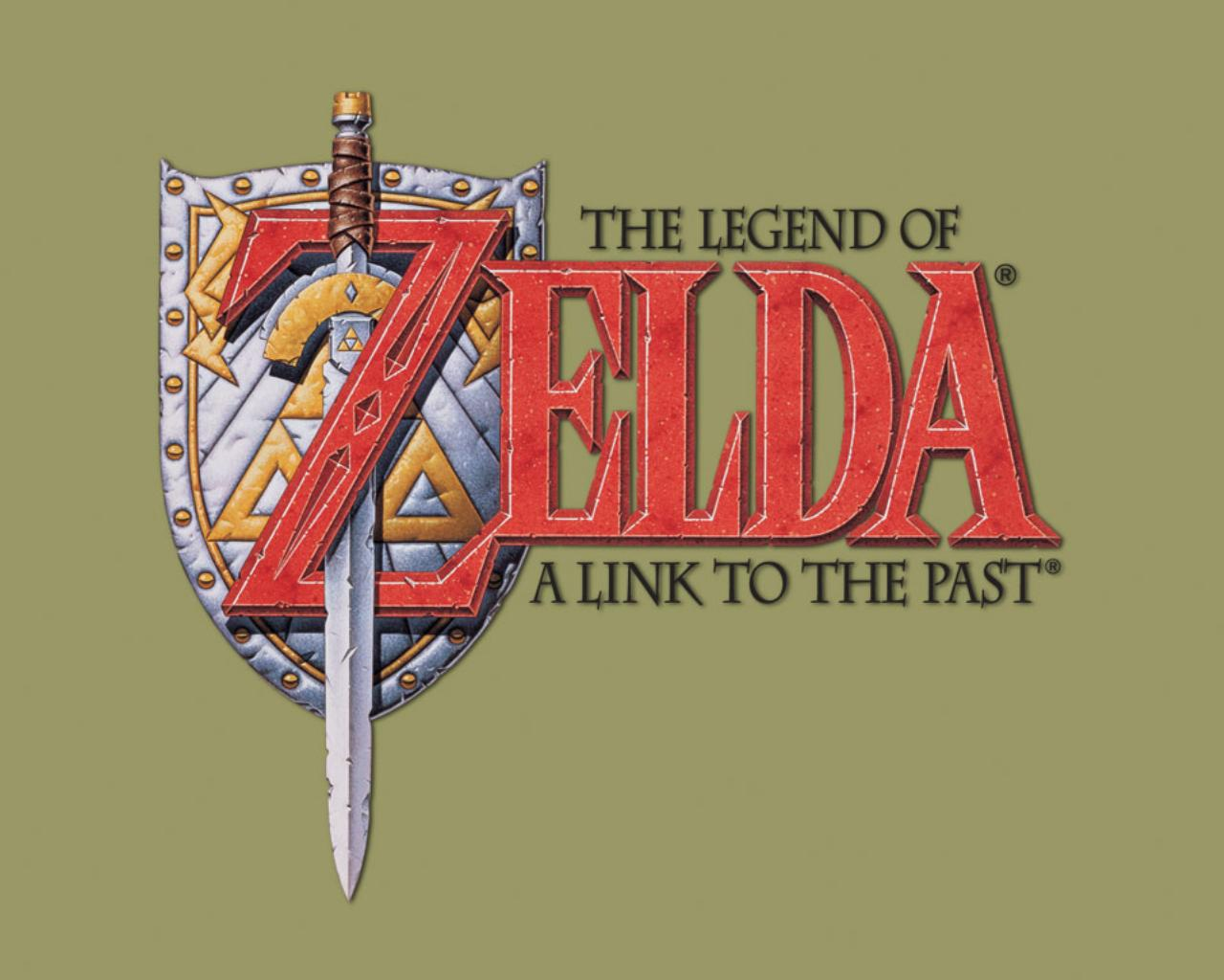 Formal Zelda Comparison: A Link to the Past Vs  A Link Between