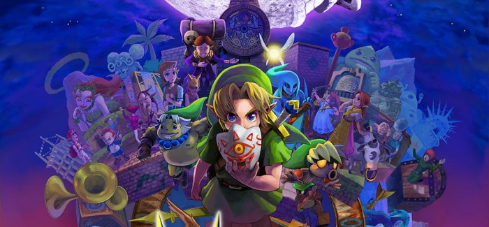 Image result for majora's mask official art