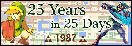 25 Years of Zelda in 25 Days - 1987