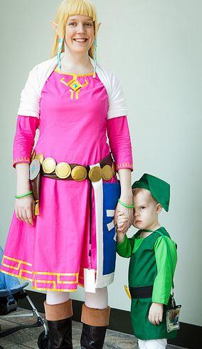 A Skyward Sword family