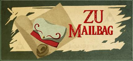 ZU Mailbag