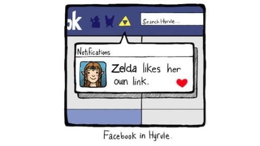 facebookinhyrule