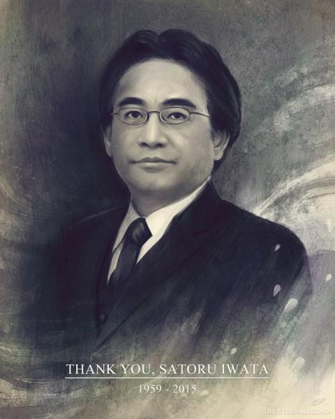 satoru-iwata-fanart-friday-eternalegend