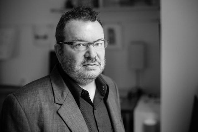 Jeffrey Zeldman, photographed by John Morrison
