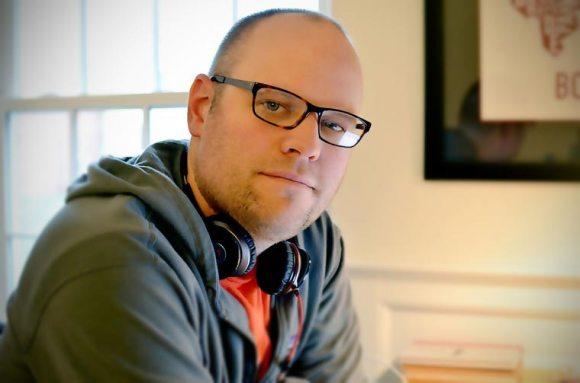 Dan Cederholm, co-founder of Dribbble.com