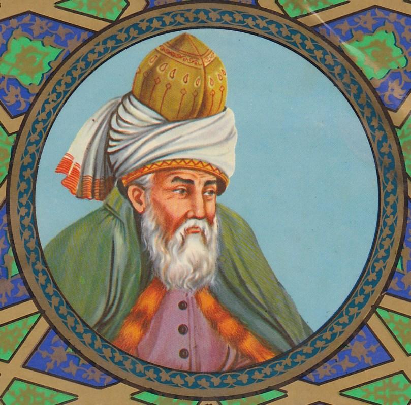 De Herberg van Rumi - gedicht
