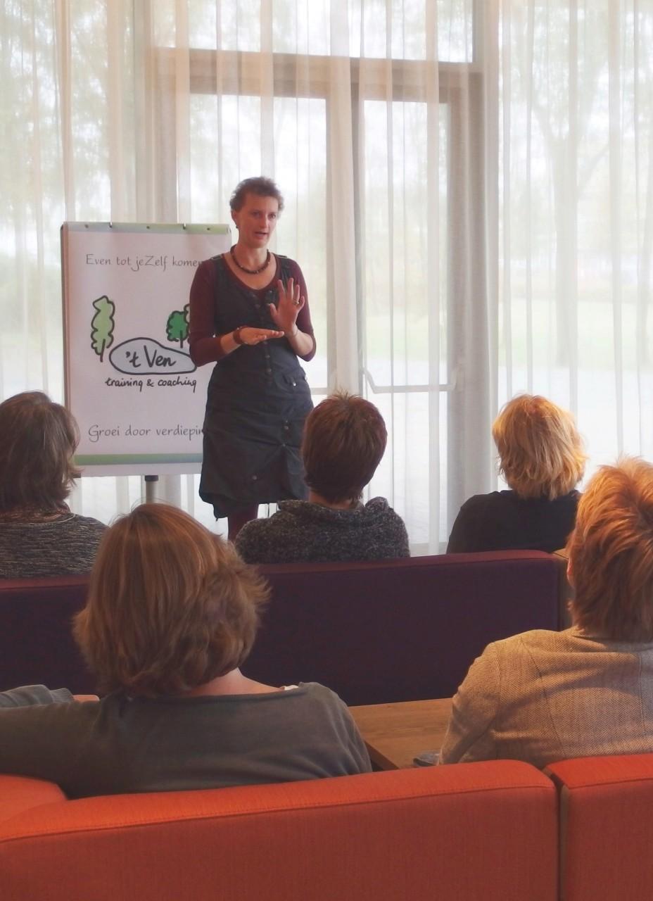 ZelfkennisLab - training - Vick Nieuwenhuis