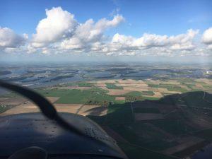Zelf vliegen boven Gelderland