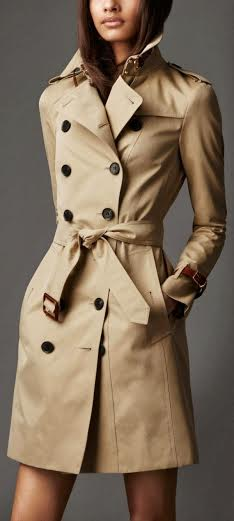 A trench