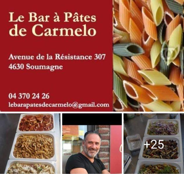 Bar à pâtes de Carmelo – Soumagne
