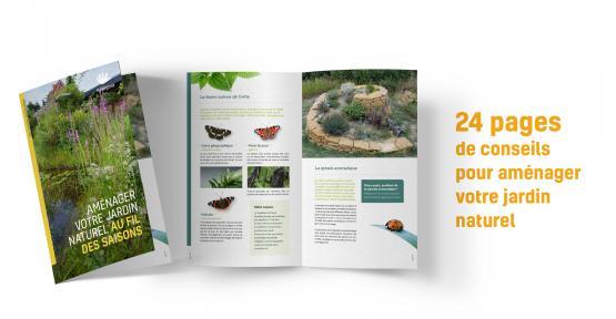 Vous rêvez d'accueillir plus de biodiversité au jardin ?