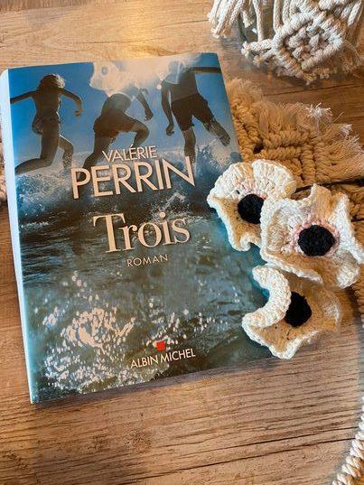 Livre | Trois | Valérie Perrin