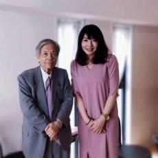 田原総一朗さんと対談させていただきました