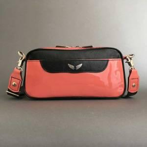 Small leather bag Mala